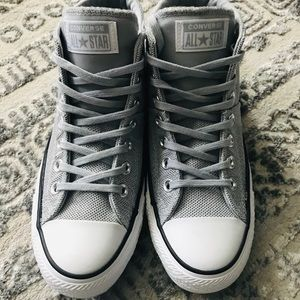 Converse All Star hightop sneakers